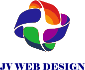 JV Web Design Logo